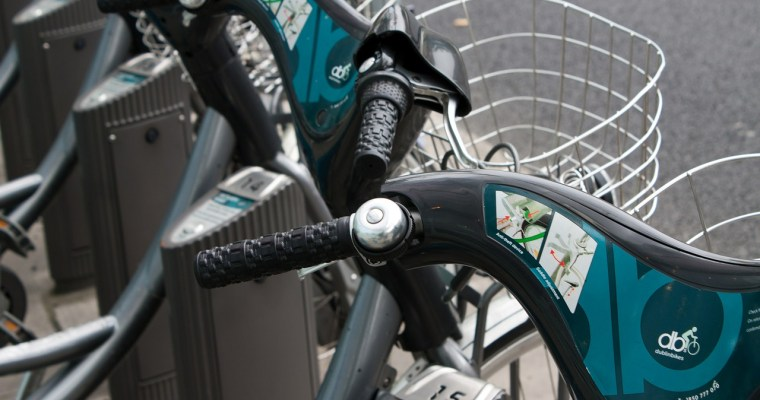 Bike Sharing Locations Announced in Capital Region [PHOTO]