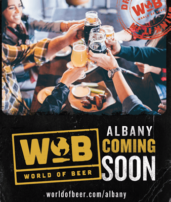 World of Beer Reopening Soon!