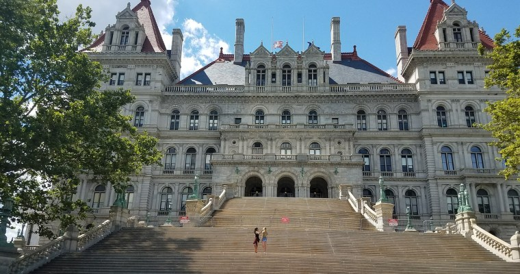 New York Haunted Capitol Tours Change Schedule