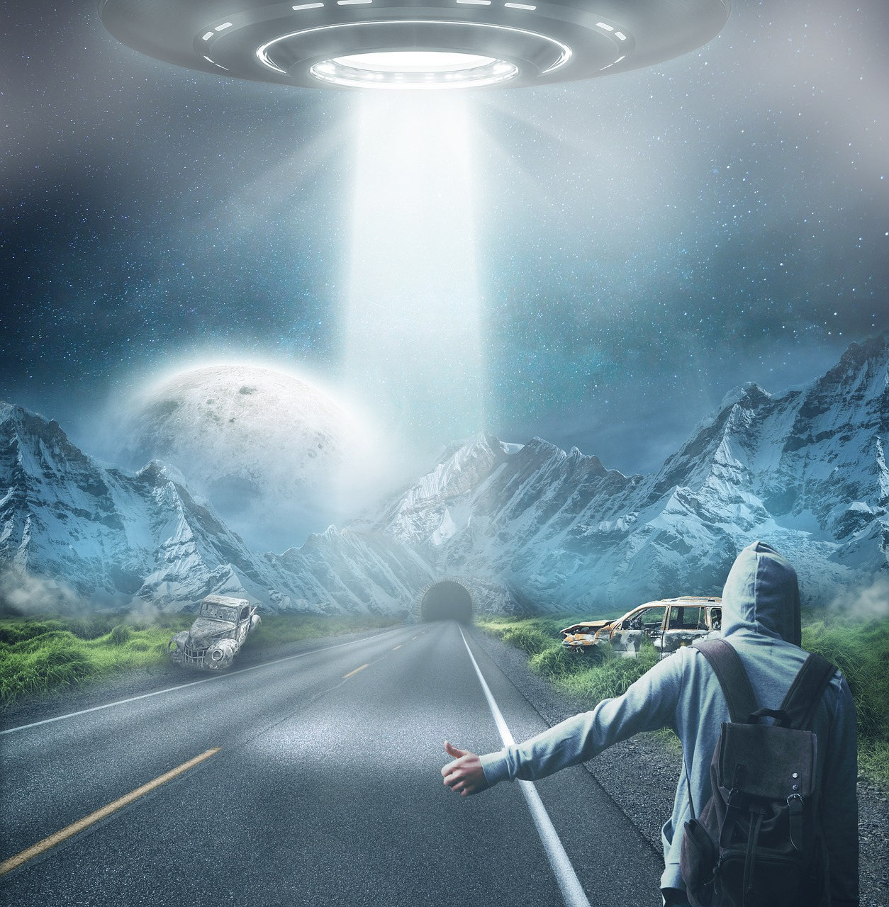 Believe in UFOs? You Need to Visit This NY Town!