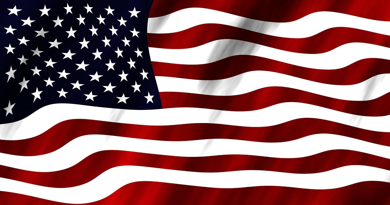 Properly Dispose of Tattered American Flags