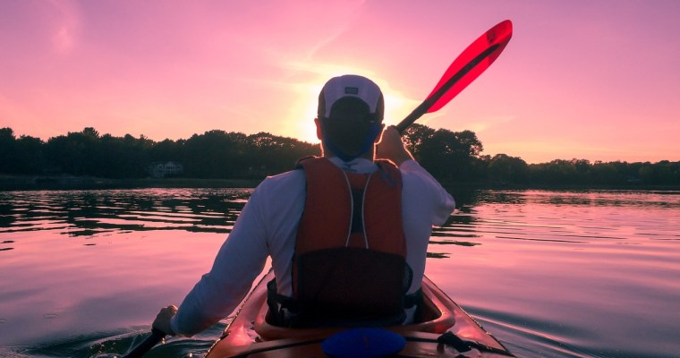 State to Offer Free Kayaking Lessons to Kids This Weekend