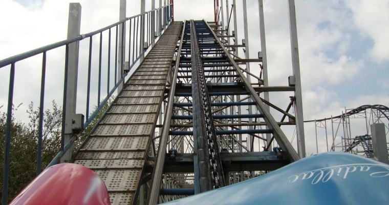 New York's Winter Roller Coaster [VIDEO]
