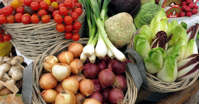 Saratoga Farmer's Market to Open Tomorrow