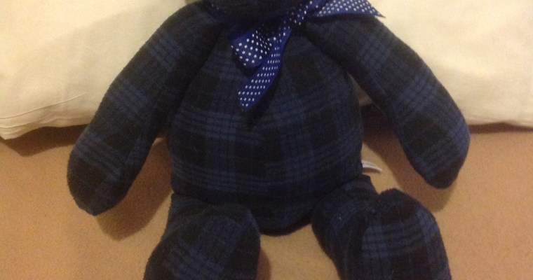 Schenectady Woman Creates Memorial Bears from Personal Items