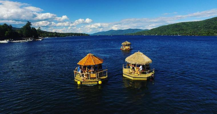 Lake George Tiki Boats Disappearing, New Tour Announced [PHOTO]
