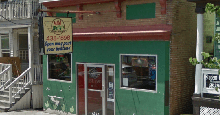 Mild Wally's is Closing in Albany