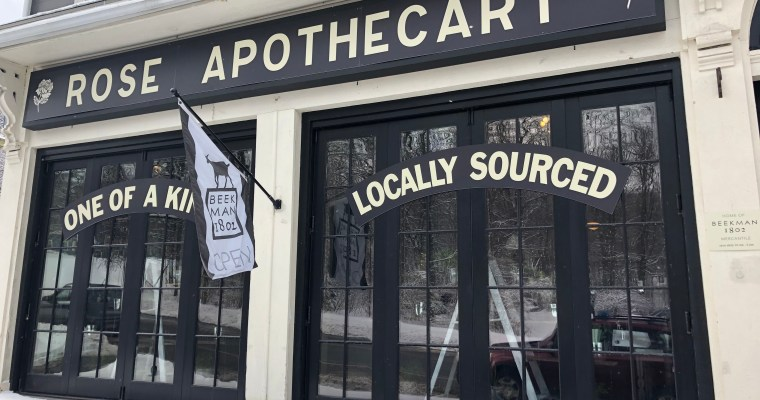 Local Rose Apothecary Pop-Up Ending Soon
