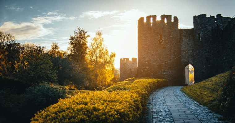 4 Local Castles You Can Stay in Overnight