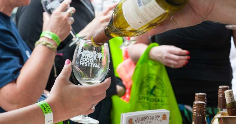 Adirondack Wine and Food Festival Cancelled for 2020