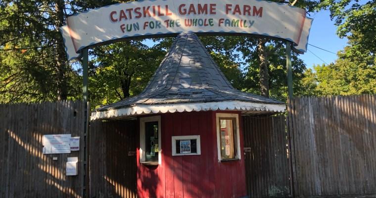 Catskill Game Farm, Catskills