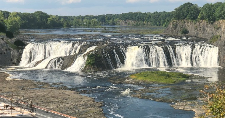 Cohoes Falls, Cohoes