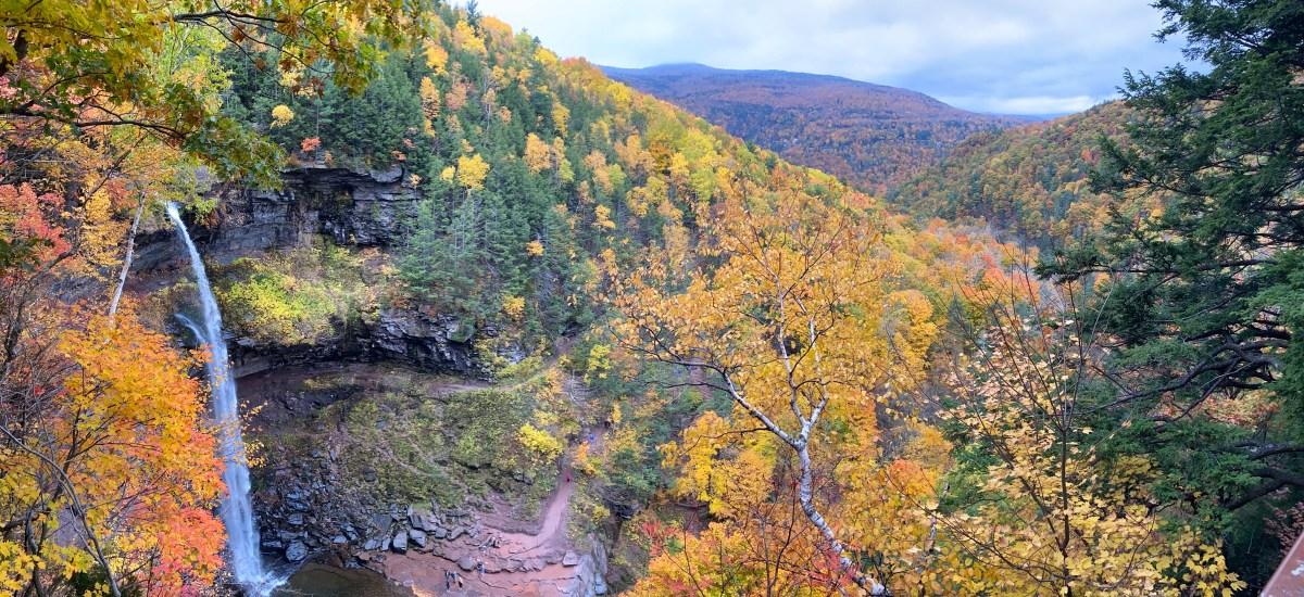 Kaaterskill Falls, Hunter