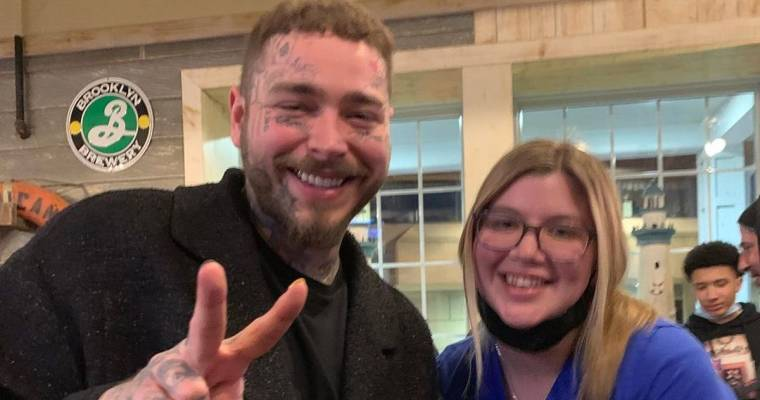 Post Malone Visited Upstate NY Diner This Week