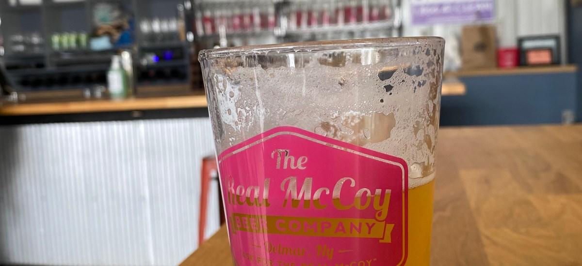 The Real McCoy Beer Co, Delmar