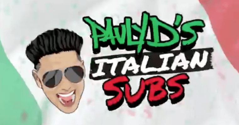 Jersey Shore's Pauly D Has a Sub Shop in Saratoga?