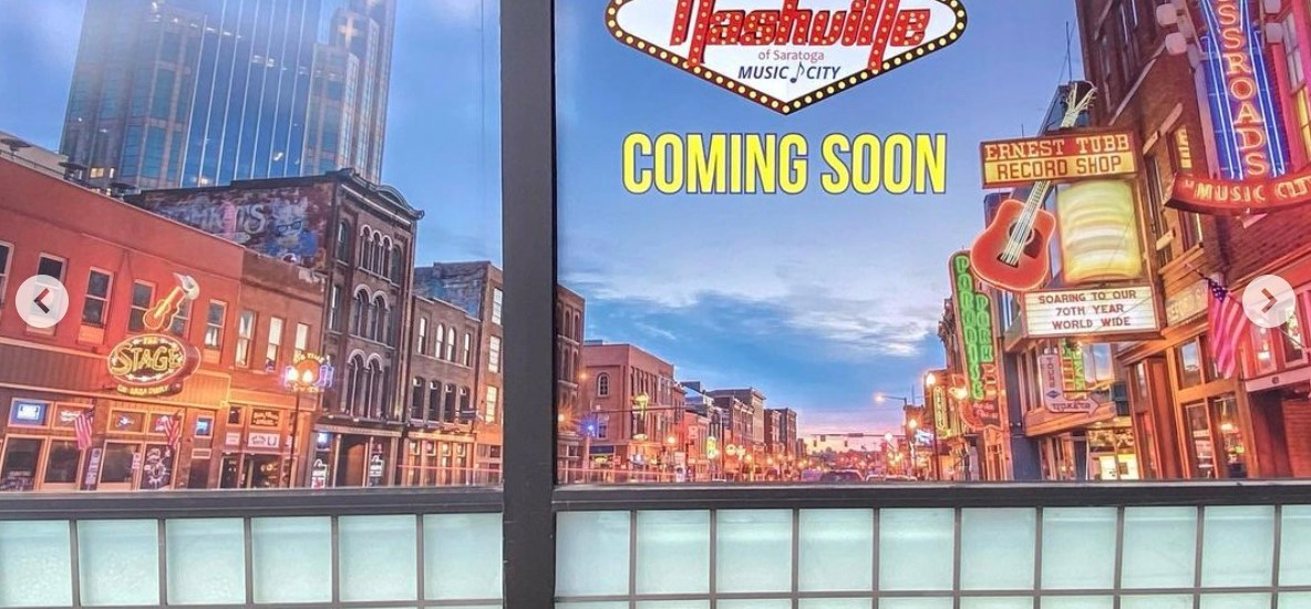Nashville is Coming to Saratoga Springs