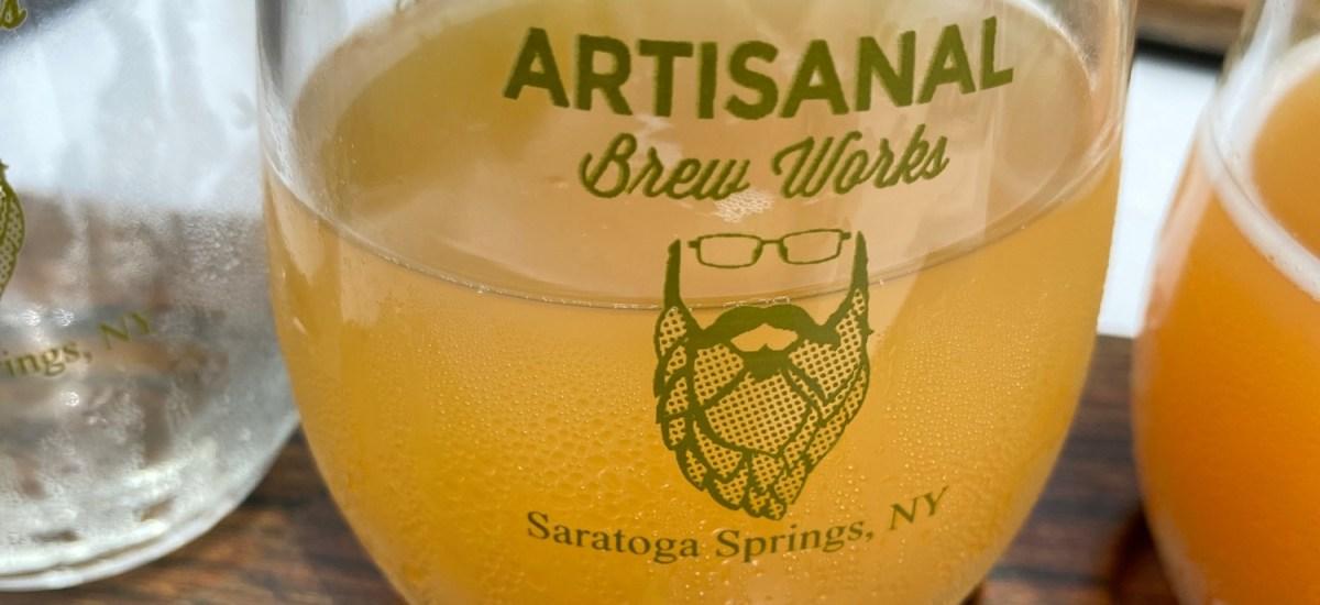 Artisanal Brew Works, Saratoga Springs