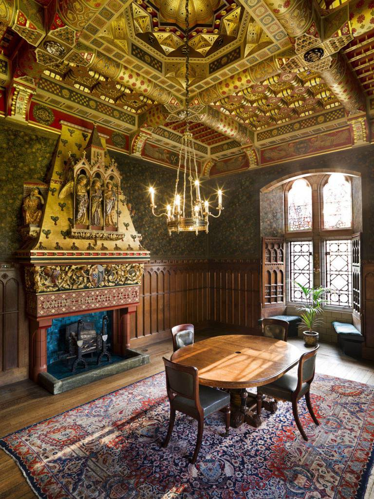 Cardiff Castle Dining room  Visit Cardiff