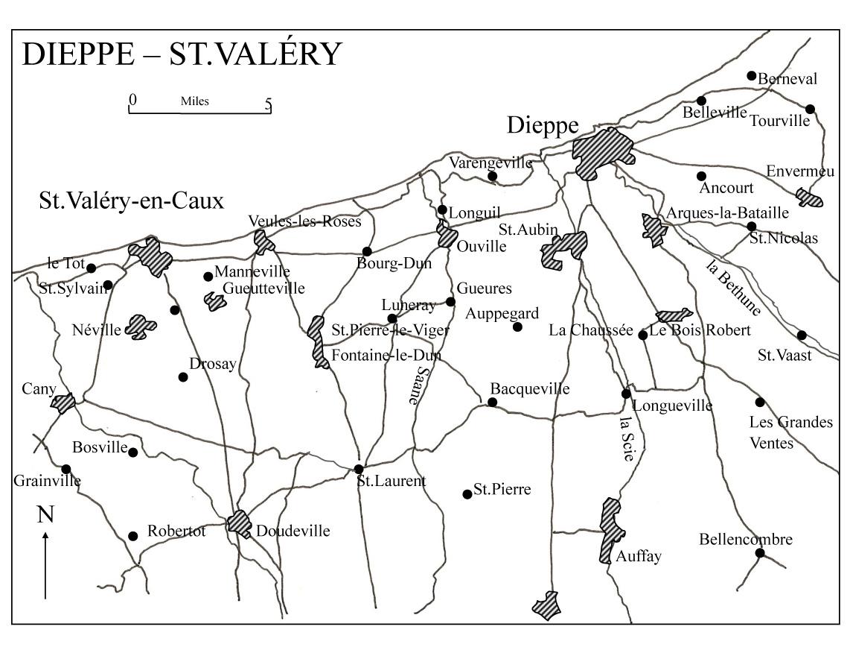 St Valery June
