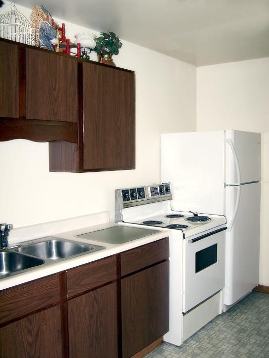 Motel With Kitchen