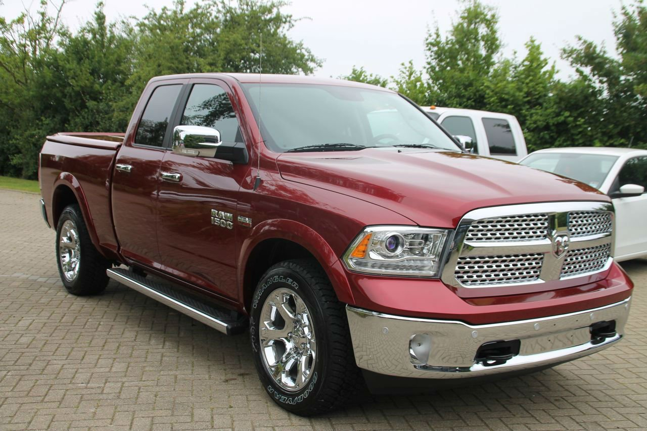 2015 dodge ram 1500 quad cab laramie 4x4 51st state autos. Black Bedroom Furniture Sets. Home Design Ideas