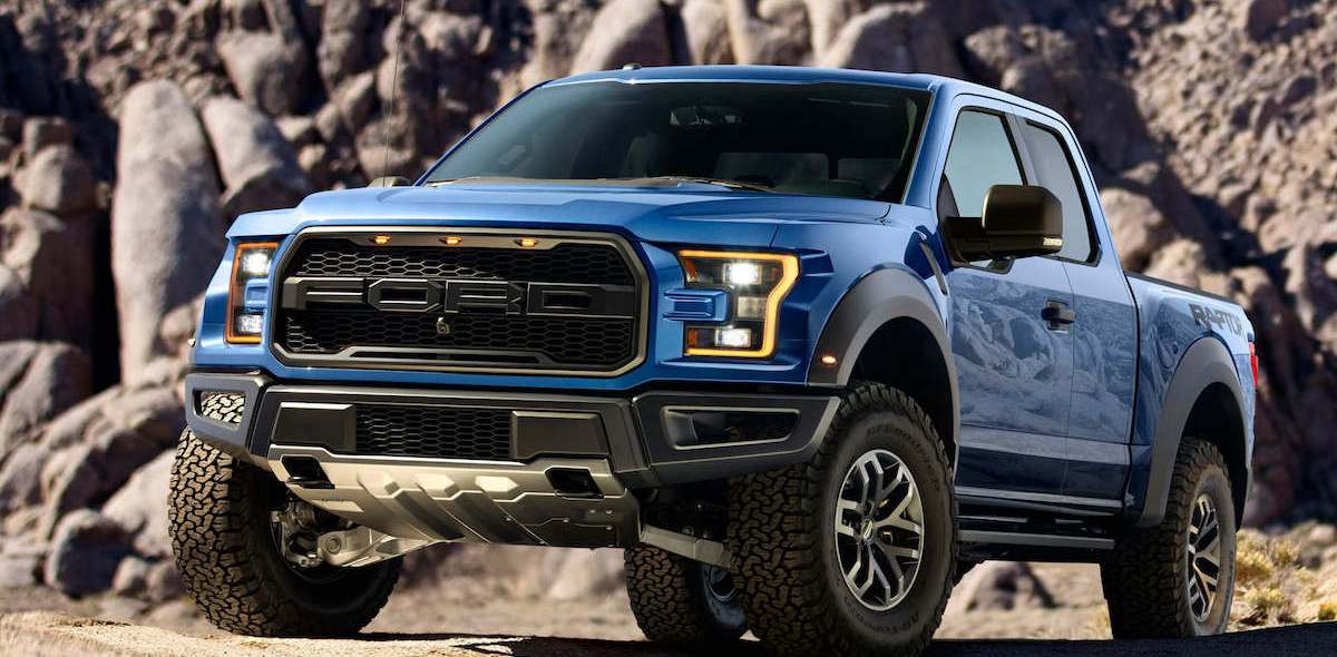15 Early Build Slots For The 2017 Ford F 150 Raptor Get Yours Today