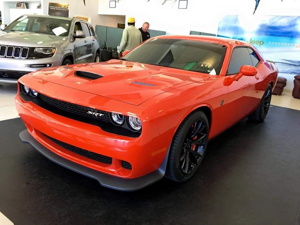 2017 Dodge Challenger Hellcat - Go Mango!! - 51st State Autos