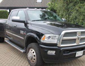 2014 Dodge Ram 3500 Crew Cab Dually Limited 4x4 Diesel