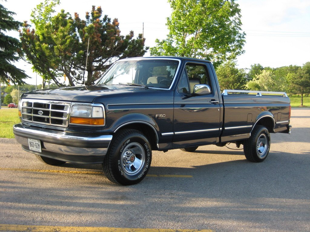 Browse The History Of Famous Ford F 150 American Pickup Truck 1971 F100 Short Bed For Sale 1993 F150
