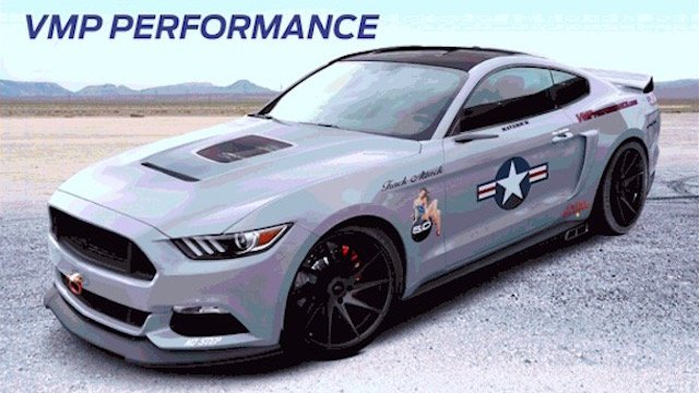 Ford teases SEMA Mustang designs - 51st State Autos