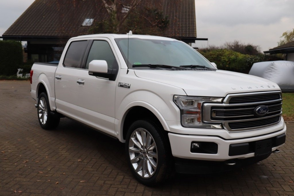 2018 Ford F150 Limited Supercrew 3 5 4dr 51st State Autos