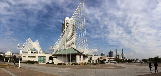 Panorama Museum Maritim dan Meriken Park