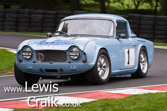 TR5 Cadwell Park Hairpin