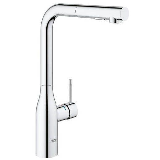 grohe essence single lever kitchen sink