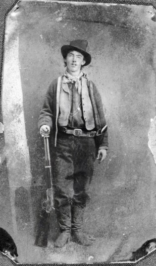 Billy the kid R