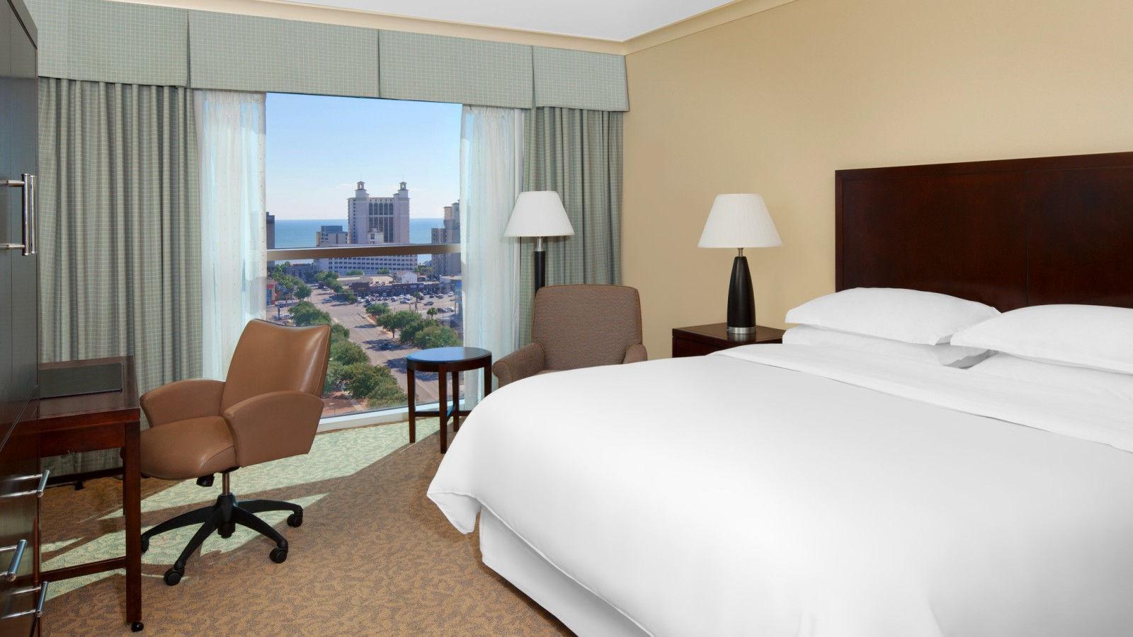 Hotel In Myrtle Beach  Sheraton Myrtle Beach Convention