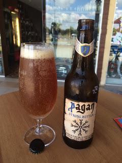 015 – Pagan Strong Bitter