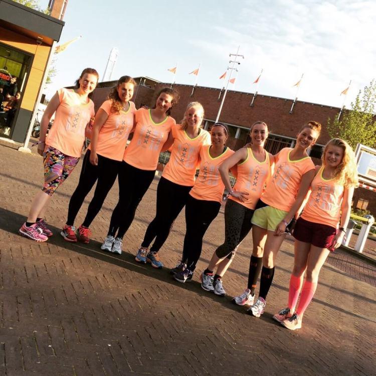 we run amsterdam pr