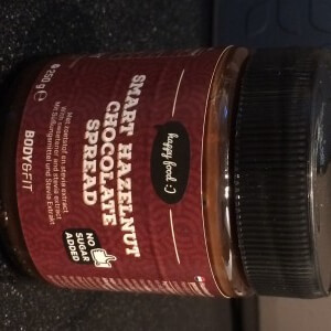 Smart Hazelnut Chocolate Spread