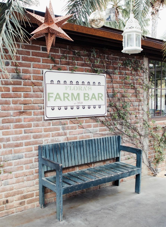 Flora's Farm Bar Los Cabos