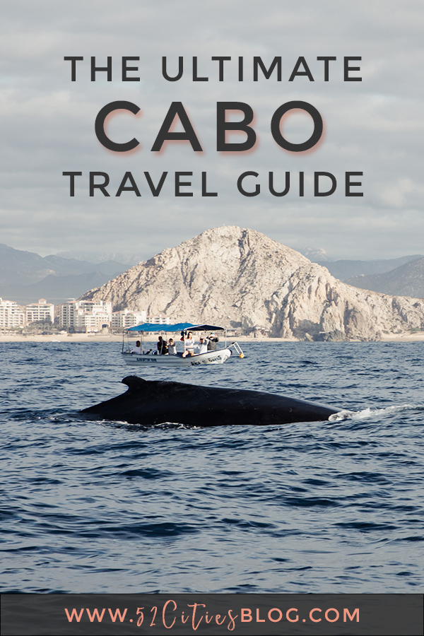 The ultimate Cabo travel guide