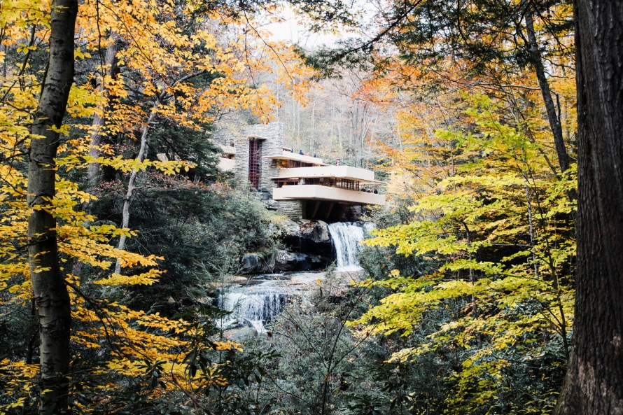 Visiting The Frank Lloyd Wright Fallingwater House 52 Cities