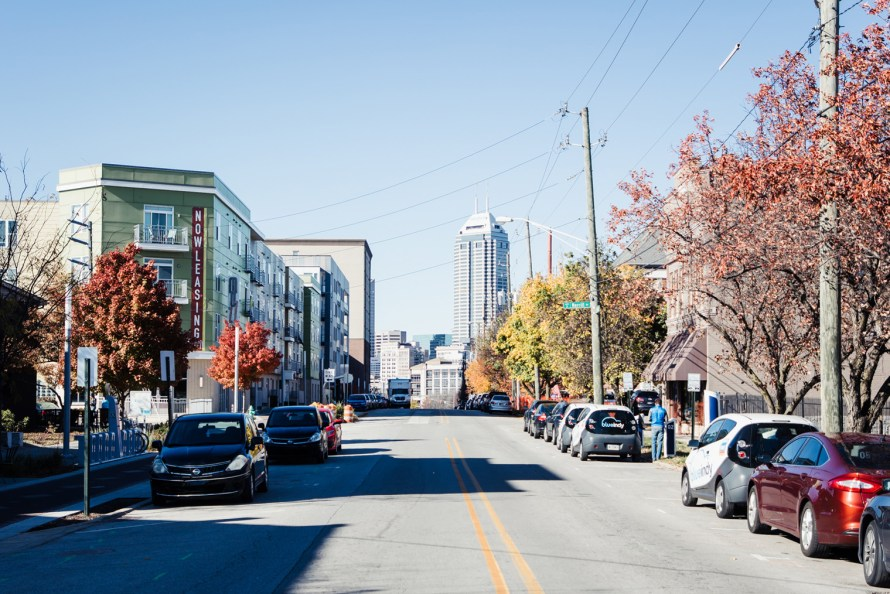Indianapolis street