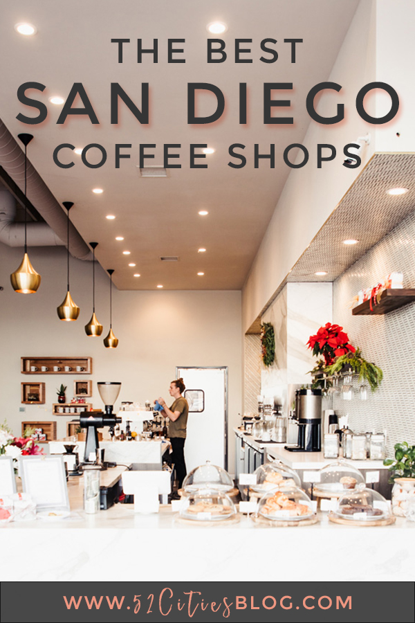 The best San Diego coffee shops