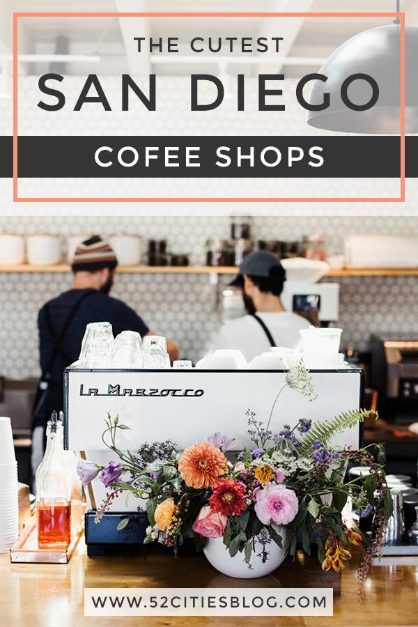 The cutest San Diego coffee shops