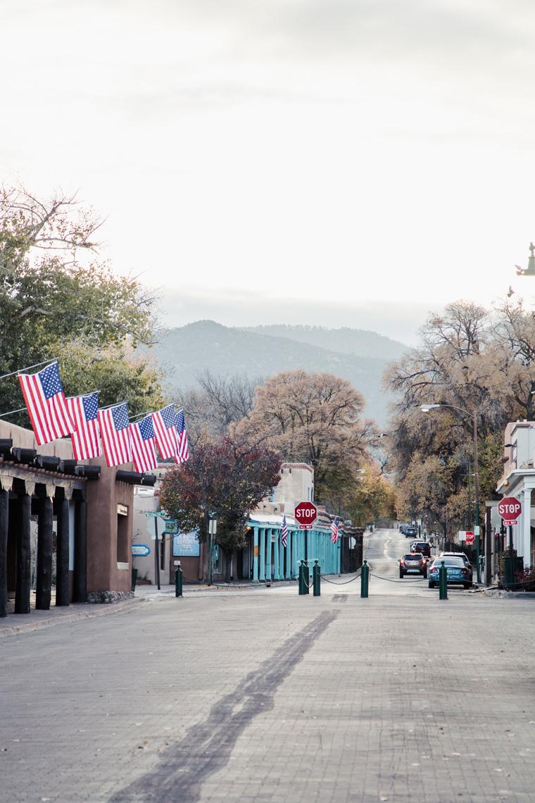 Mountains near Santa Fe