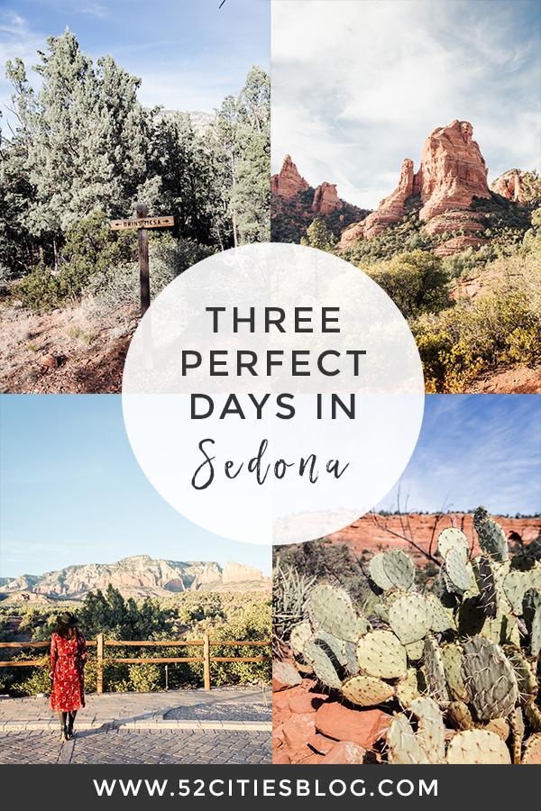 Three perfect days in Sedona