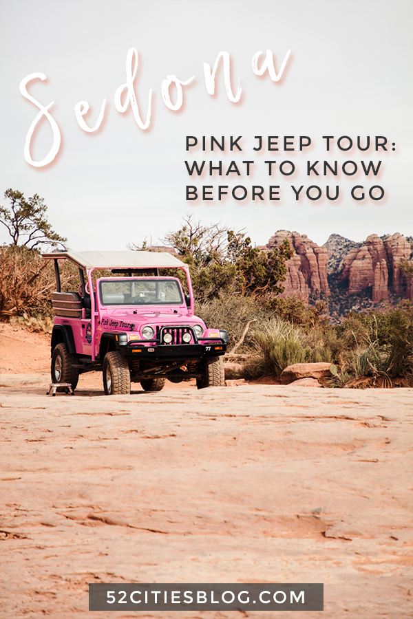Sedona Pink Jeep tour: What to know before you go