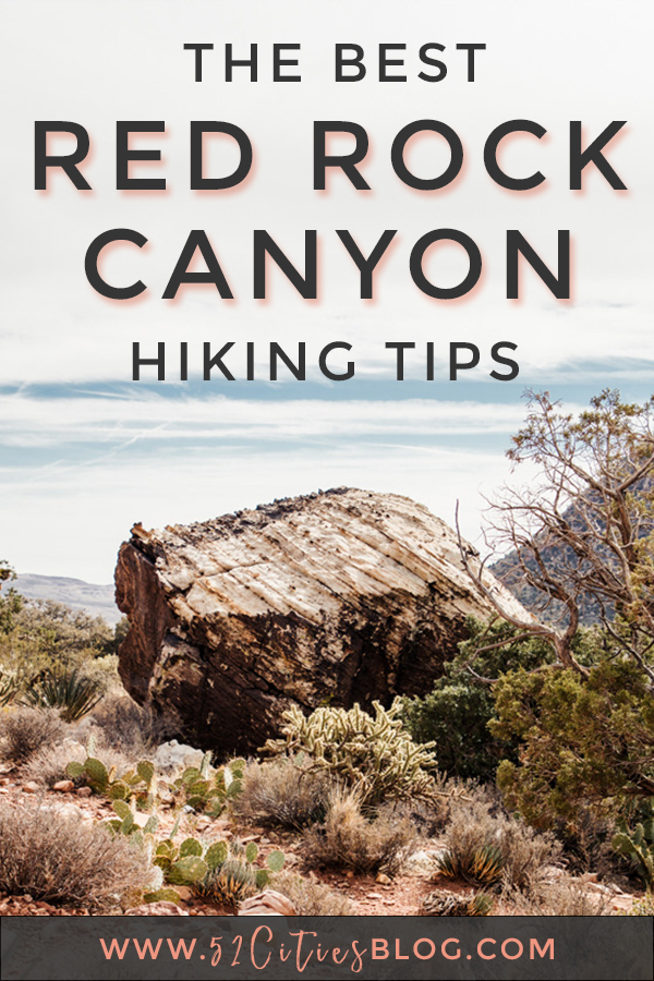 The best Red Rock Canyon hiking Tips